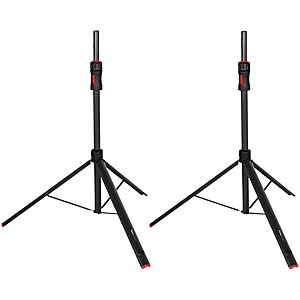Gator GFW ID Series Speaker Stands with Bag Pair by Gator