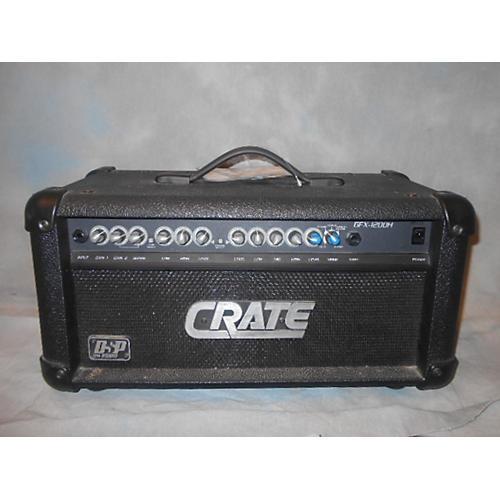 Crate GFX1200H Black Guitar Amp Head