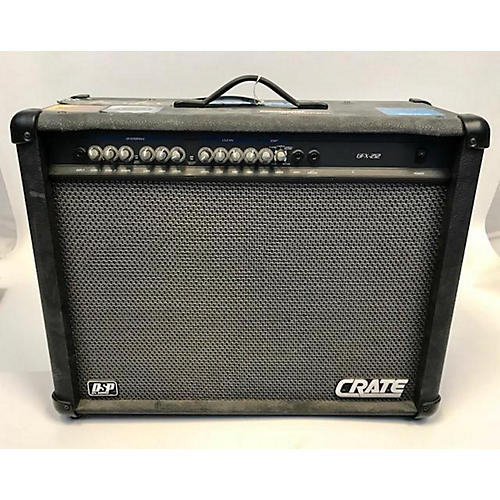 used crate gfx212 2x12 120w guitar combo amp guitar center. Black Bedroom Furniture Sets. Home Design Ideas