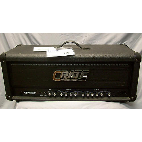 Crate GFX2200HT W/ Footswitch Guitar Amp Head