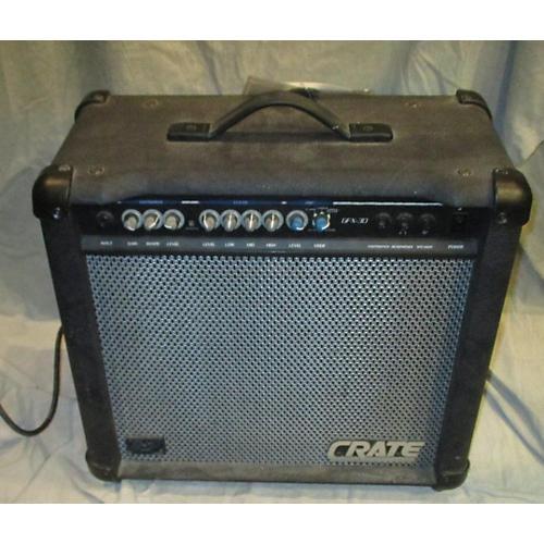 Crate GFX30 1X12 Guitar Combo Amp