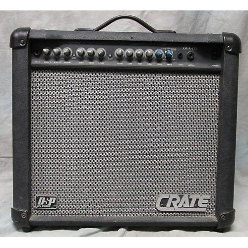 used crate gfx65 guitar combo amp guitar center. Black Bedroom Furniture Sets. Home Design Ideas