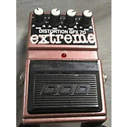 DOD GFX70 Extreme Effect Pedal