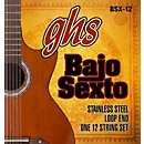 GHS Bajo Sexto 12-String Guitar String Set (BSX-12)
