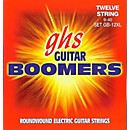 GHS Boomer 12 String Extra Light Electric Guitar Set (10-46) (GB12XL)