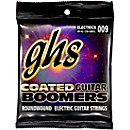 GHS GBXL Coated Boomers Extra Light Electric Guitar Strings