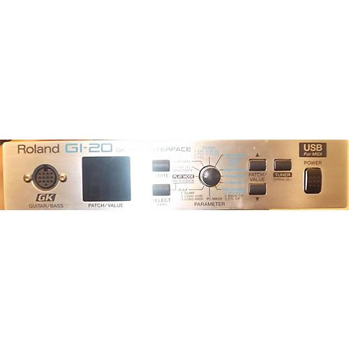 Roland GI-20 MIDI Interface-thumbnail