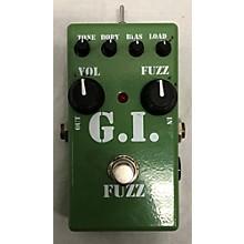 MI Audio GI FUZZ Effect Pedal