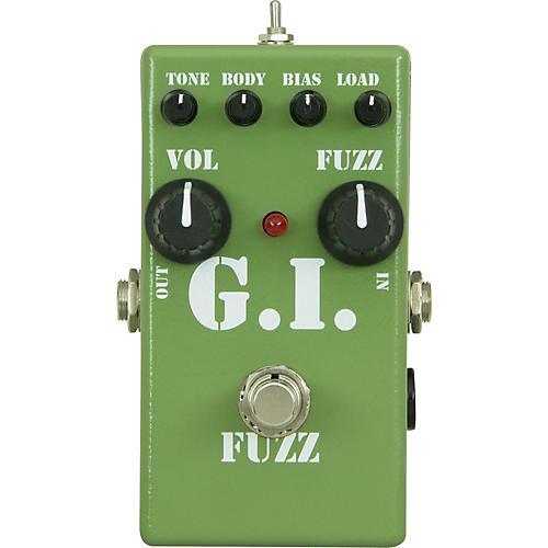 MI Audio GI Fuzz v.2 Guitar Effects Pedal