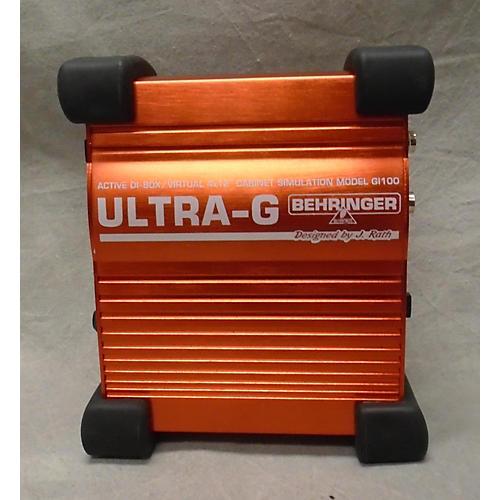 Behringer GI100 Direct Box