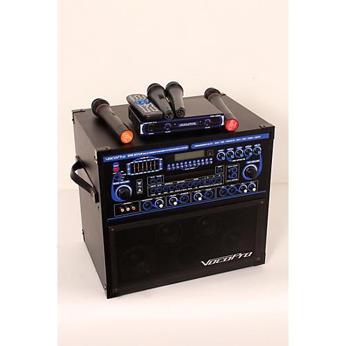 blemished vocopro gig star karaoke machine package 888366009758 guitar center. Black Bedroom Furniture Sets. Home Design Ideas