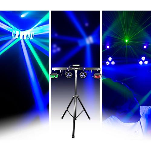Chauvet Dj Gigbar 2 4 In 1 Led Lighting System With Derbys