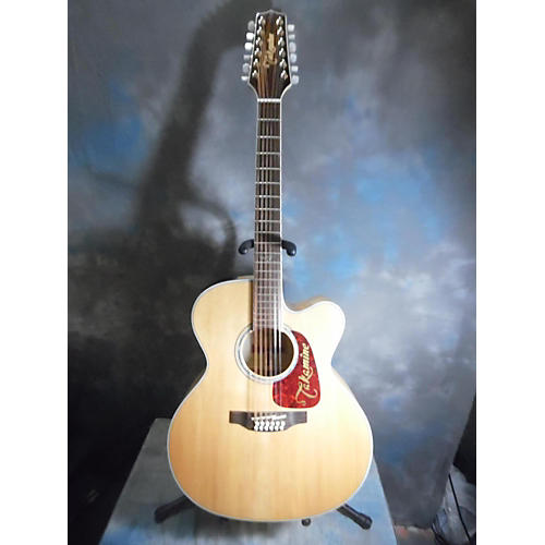 Takamine GJ72CE-12 12 String Acoustic Electric Guitar-thumbnail