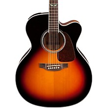 GJ72CE G Series Jumbo Cutaway Acoustic-Electric Guitar Gloss Sunburst
