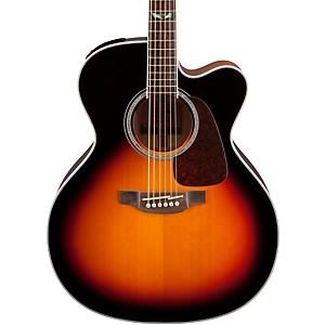 Takamine GJ72CE G Series Jumbo Cutaway Acoustic-Electric Guitar by Takamine