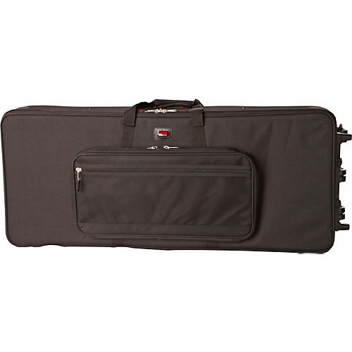 Gator GK Lightweight Keyboard Case on Wheels