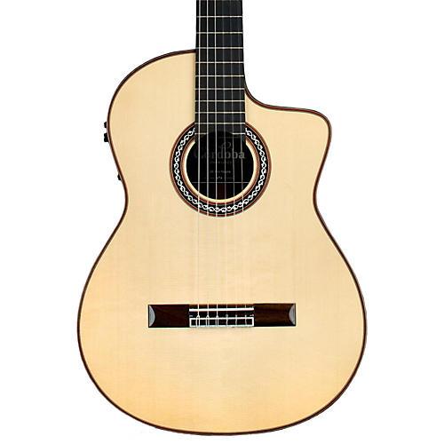 Cordoba GK Pro Negra Nylon Acoustic-Electric Guitar-thumbnail