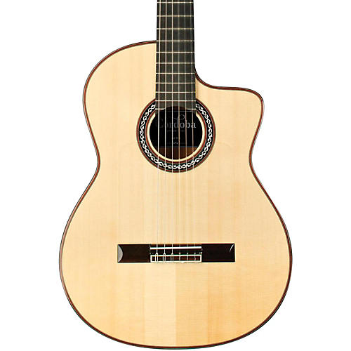 Cordoba GK Pro Nylon Flamenco Acoustic Electric Guitar