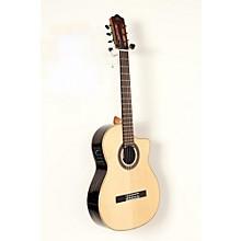 GK Studio Limited Flamenco Nylon Acoustic-Electric Guitar Level 2 Natural 190839063762