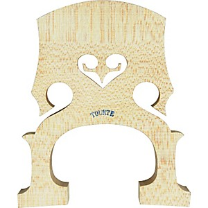 Glaesel GL-3336 Maple 4/4 Cello Bridge by Glaesel