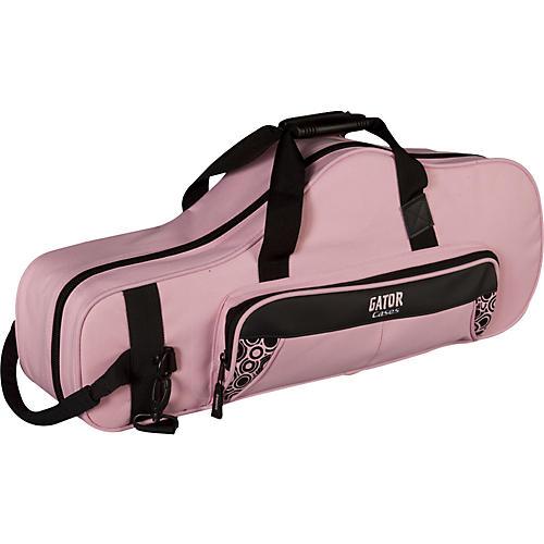 Gator GL Series Alto Saxophone Case Pink