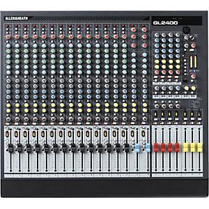Allen and Heath GL2400-16 Live Console Mixer by Allen & Heath