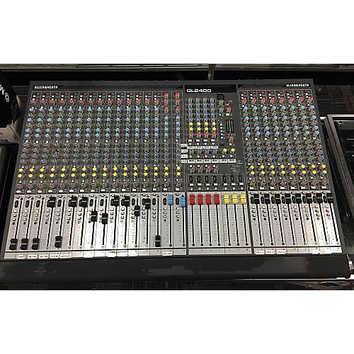 Allen & Heath GL2400-32 Unpowered Mixer-thumbnail