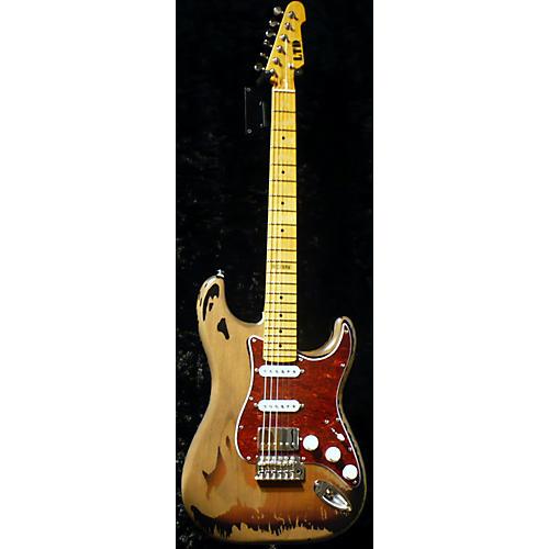 ESP GL256 Solid Body Electric Guitar RELIC SUNBURST