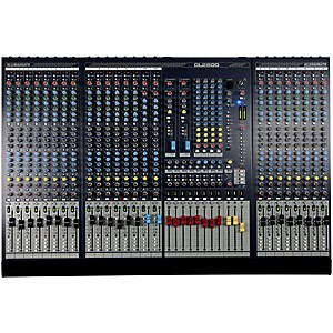 Allen and Heath GL2800-32 Mixer by Allen & Heath