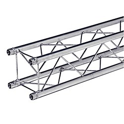 GLOBAL TRUSS 8.20 Foot Light Duty Square Segment Truss