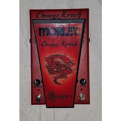 Morley GLW2 George Lynch Dragon Wah 2 Effect Pedal