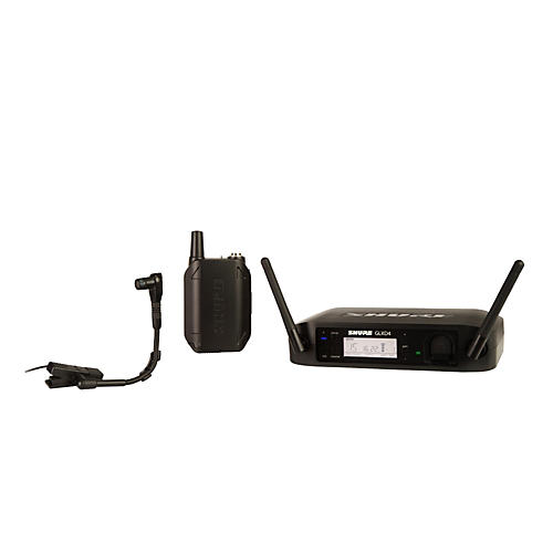 Shure GLX-D Wireless Vocal System with WB98H/C Mic