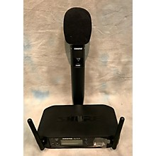 Shure GLX D2 Beta 87 Handheld Wireless System