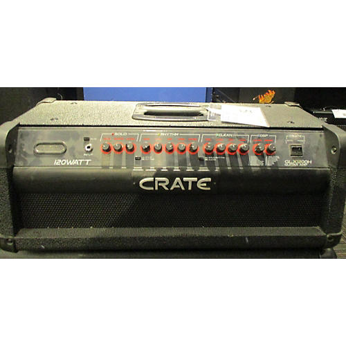 Crate GLX1200H Solid State Guitar Amp Head-thumbnail