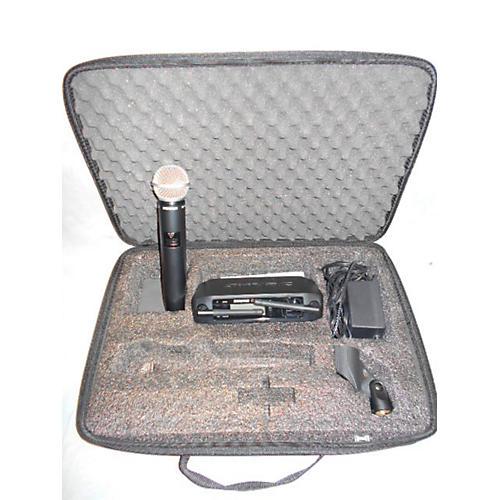 Shure GLXD24/B58 Handheld Wireless System-thumbnail