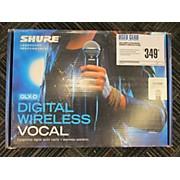 Shure GLXD24/SM58z2 Handheld Wireless System