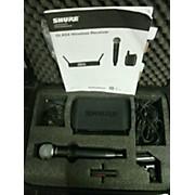 Shure GLXDB58 Handheld Wireless System