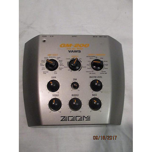 Zoom GM-200 Effect Processor