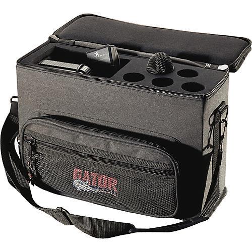 Gator GM Padded Gig Bag for Microphones  5B