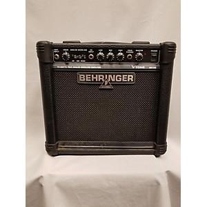 Pre-owned Behringer GM108 15 Watt 1X8 V Tone Guitar Combo Amp