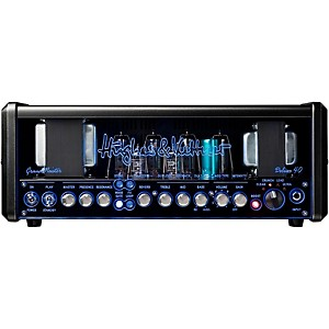 Hughes and Kettner GM40DH GrandMeister Deluxe 40 40 Watt Guitar Amplifier Head