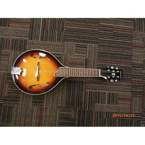 Gold Tone GM6 Mandolin 3 Tone Sunburst
