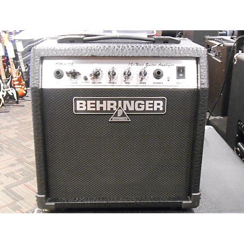 Behringer GMA106 Guitar Combo Amp-thumbnail