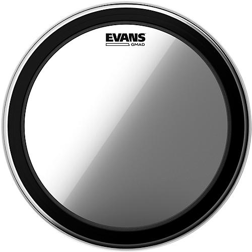 Evans GMAD Clear Batter Bass Drumhead