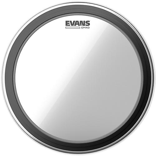 Evans GMAD Clear Batter Bass Drumhead 26 in.-thumbnail