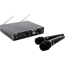Gem Sound GMW-2 Dual-Channel Wireless Mic System