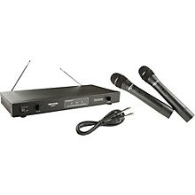 Gem Sound GMW-61 Dual Wireless Microphone
