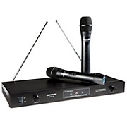 GMW61 Dual Wireless Microphone CD