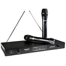 Gem Sound GMW61 Dual Wireless Microphone