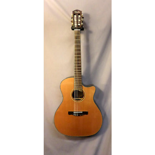 Fender GN45SCE Classical Acoustic Electric Guitar